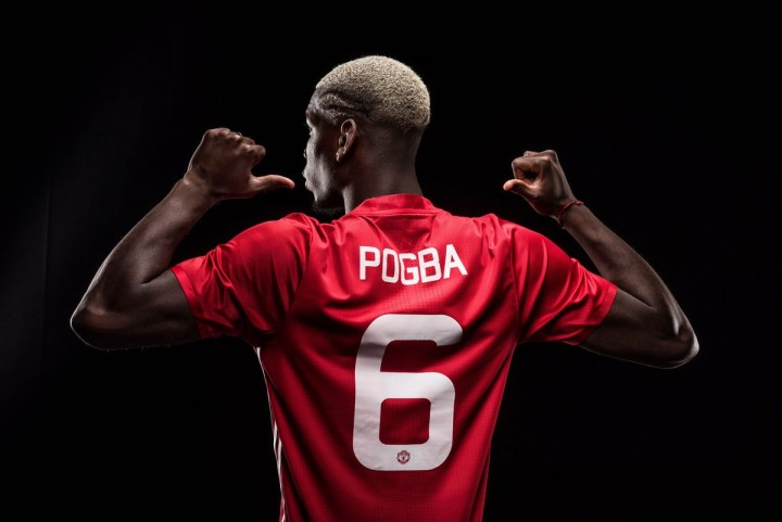 Jose Mourinho's dream Man United midfield, including Paul Pogba…