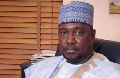 Former Governor Kure Plays Politics Without Bitterness –Gov Sani Bello