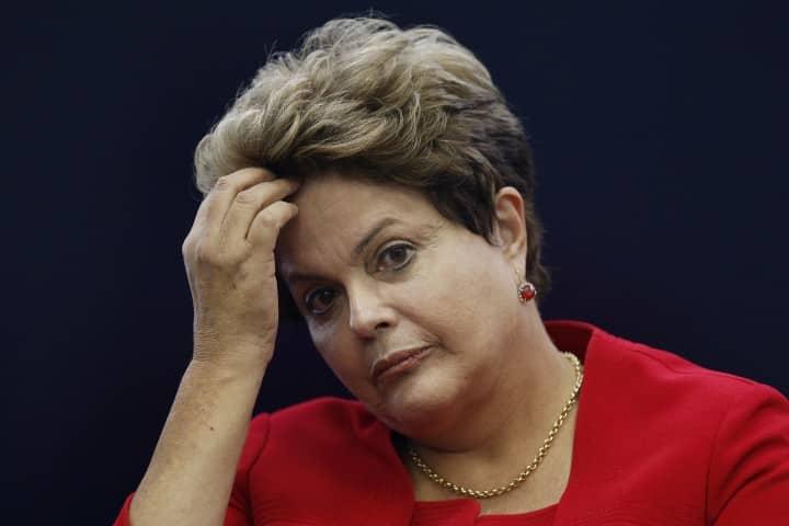 President Dilma Rousseff (PHOTO: News24)