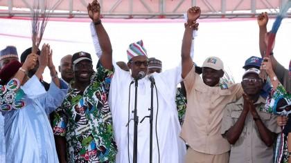 #EdoDecides-Prsident-Buhari-Campaign-Rally