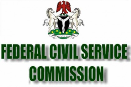 UPDATE: Federal Civil Service (FCSC) List of Successful Candidates for Interview 2017