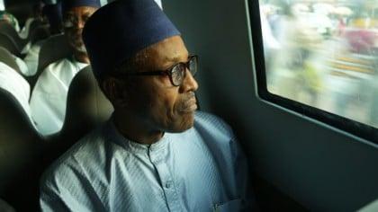 Muhammadu-buhari-nigeria's-president