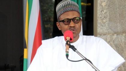 Muhammadu Buhari Nigeria' President