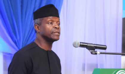 We have to completely delegitimise corruption-  VP Osinbajo