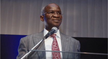 Babatunde Raji Fashola Minister Power, Works and Housing