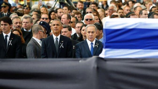 shimon-peres-funeral-world-Leaders-gather- Jerusalem