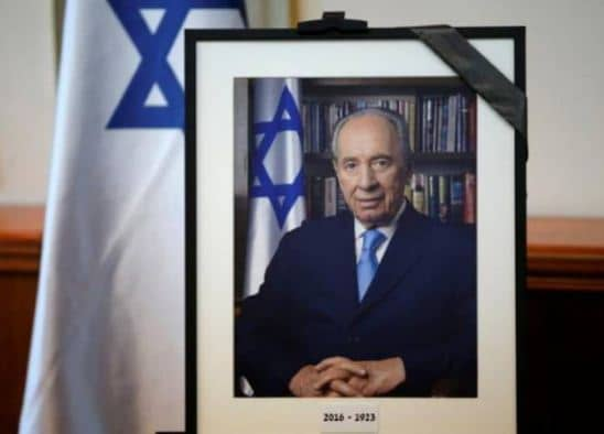 Nigeria-extends-condolences-Israe-,Shimon-Peres-death
