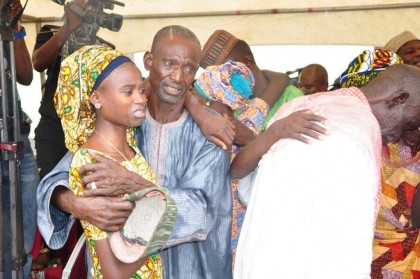 Chibok Girls Return