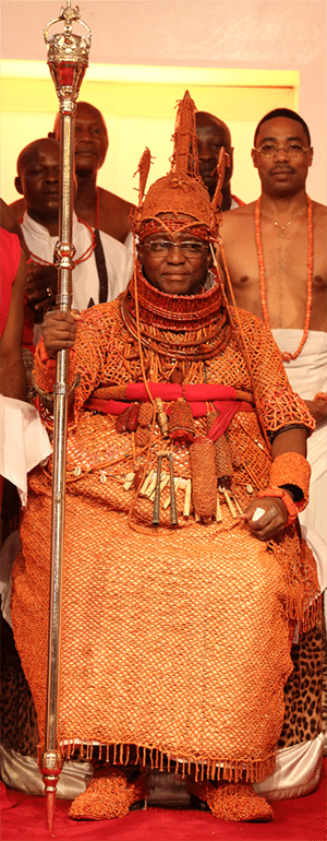 The New Oba of Benin, Oba Ewuare II – Profile and Coronation Event