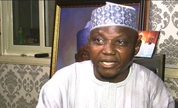 Presidency not involved with Na'abba's visit to security agency