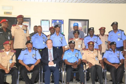 FRSC and Police