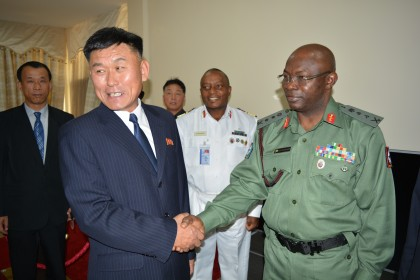 South Korea Partners Nigeria To Fight Insurgency