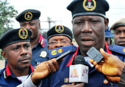 NSCDC Appeals For Peace Over The Death Of Personnel