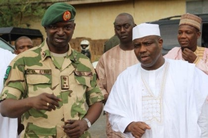Nigerian Army and Sokoto State To Establish New Schools