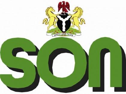 Image result for Standards Organisation of Nigeria