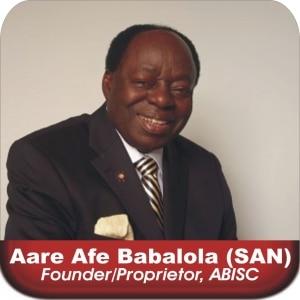 President Buhari Congratulates Afe Babalola at 85