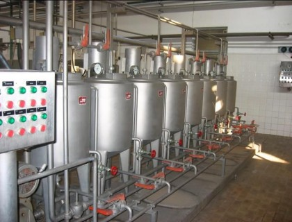 brewery plant wastewater