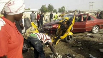 9 Persons Confirmed Dead In Maiduguri Explosion