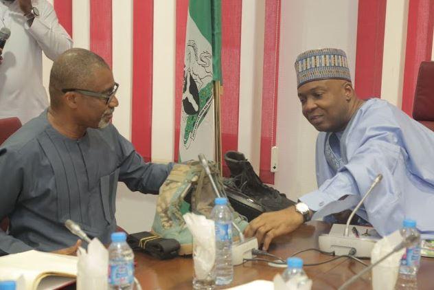 made-nigeria-goods-senator-abaribe-bukola saraki-patronage