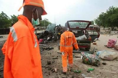 Muna Bomb Blast Scene