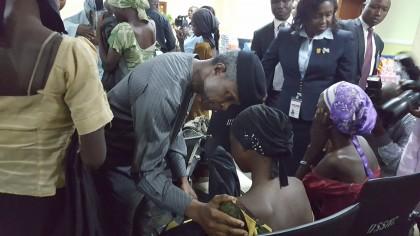 Chibok-girls-osinbajo