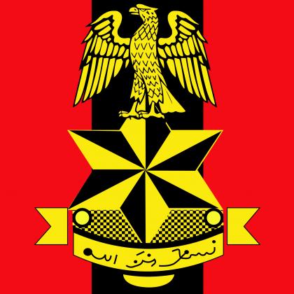 Nigeria-military-logo