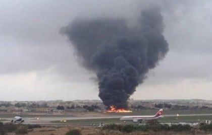 No Official In Malta Plane Crash Says EU