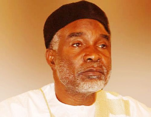 Former Adamawa State Governor, Murtala Nyako