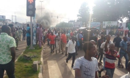 Mimiko Goes To Buhari Over Ondo Governorship Election Crisis