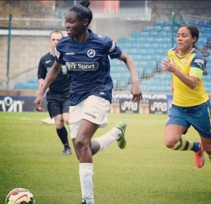 Nigeria-Born Football Player Nets 14 Goals In 40-0 Win