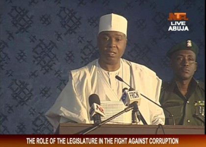 Corruption-Saraki