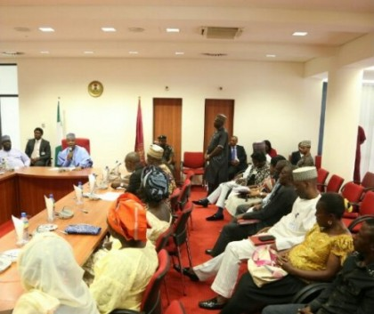 senate-president-trade-unions-bukola-saraki-economy-business