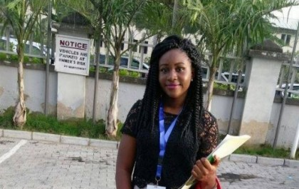 Miss Chinemenma Emma-Ugoji, a student of Premier Academy, Lugbe ,Abuja, is the first female elected President of the General Assembly of Nigerian International Secondary Schools Model United Nations (NISSMUN) (Photo: NAN)