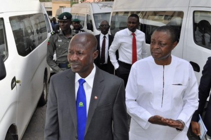 EFCC Boss Magu Unveils New Vehicles On First Anniversary
