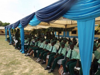 Army Command Science Secondary School Commissioned In Lafia