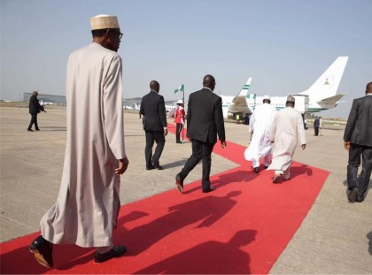 President Buhari Goes to Morocco on 2 Days Working Visit