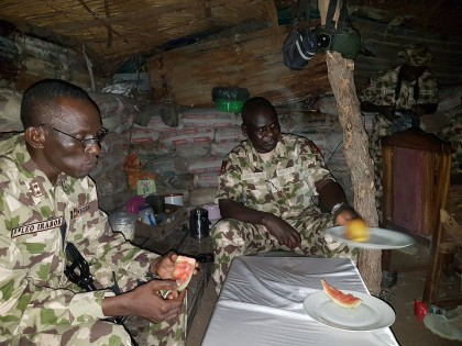 RE: Buratai Exploits Us, Steals Our Money and Throw Us Away – Nigerian Soldiers