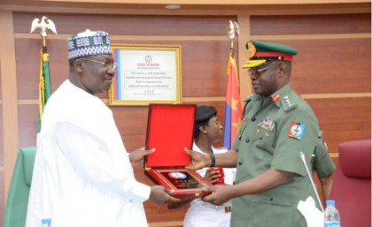 Armed Forces Will Defend The Sanctity of Nigeria Despite Challenges – CDS