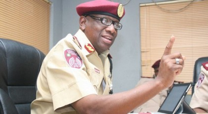 Christmas Period: FRSC Reiterates Commitment to Safety of Passengers on Roads