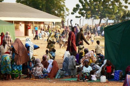 Shettima Requests Deployment of Female Undercover Security To IDP Camps