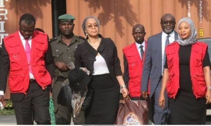 Court rejects Just. Ofili-Ajumogobia's human rights violation suit