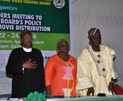 Minister of Information Advocates Structured System of Movie Distribution