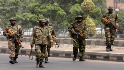 Update on Operations of Nigeria Army in Northeast