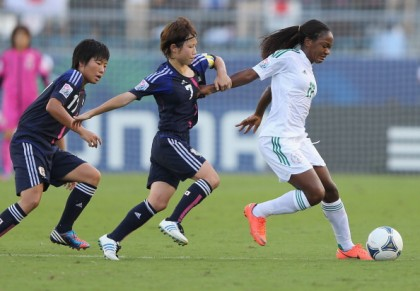 U20 WWC: Japan Put Six Past Falconets In Their First Match