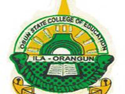 Osun State College of Education Insurer Diverted Students' Welfare