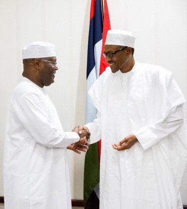 Welcome To 70s Club, President Buhari Tells Atiku
