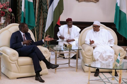 Terrorism Inhibiting Development In Africa – President Buhari