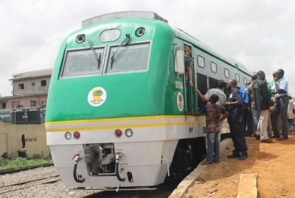 Infrastructure: Kano-Lagos Railway Gauge