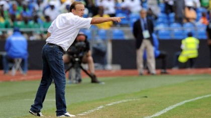 Super Eagles' Rohr Focus After Massive Algeria Win