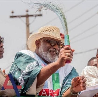 President Buhari Congratulates Ondo State Governor-Elect Akeredolu